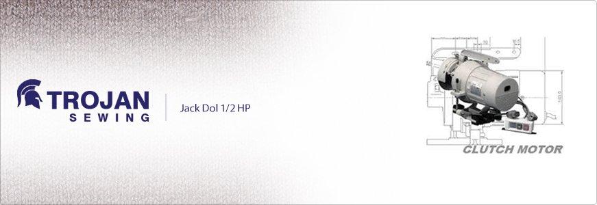 Clutch Motor Dol 1/2 HP