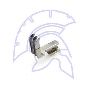 Solid Piping Presser Foot Double Grooved - 36069