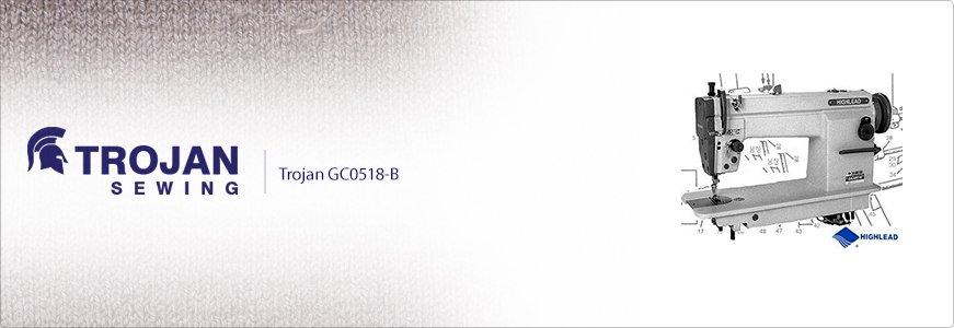 Trojan GCO518-1B Needle Feed