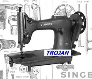 Singer 132K Heavy Duty Walking Foot
