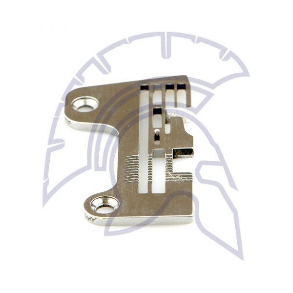 INDUSTRIAL OVERLOCK MACHINE NEEDLE PLATE STANDARD FITS BROTHER B551 MACHINES