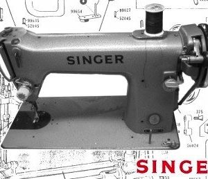Singer 188K Plain Sewer