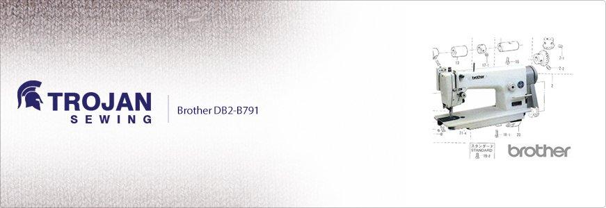 Brother DB2-B791 Needle Feed