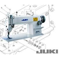 Juki Plain & Automatic Sewer DDL-5530 & DDL-5550