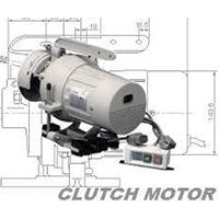 Clutch Motor Dol 1/2 HP