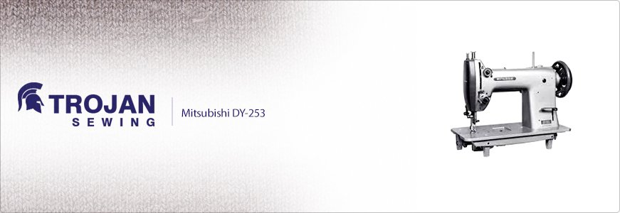Mitsubishi DY-253 Heavy Duty Walking Foot