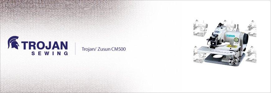 Blindstitch Trojan / Zusun CM500 Desktop
