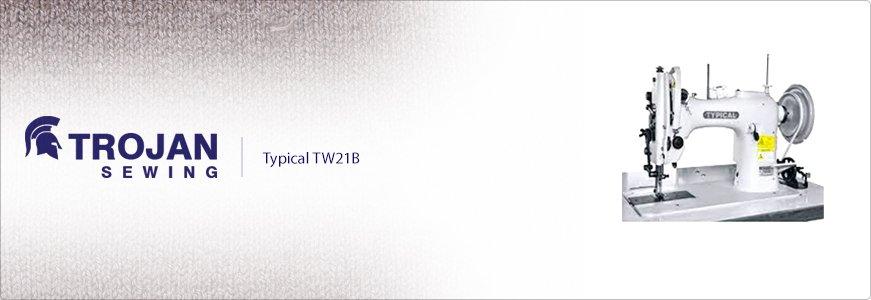 Typical TW1-2B Heavy Duty Walking Foot