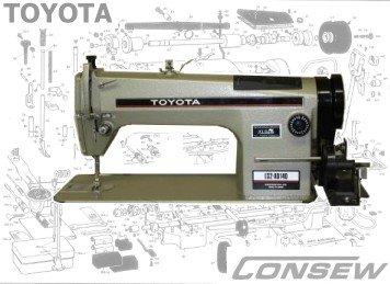 Toyota LS2-AD140 Plain Sewer