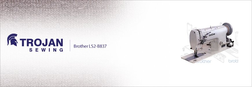 Brother LS2-B837 Compound Feed