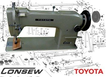 Toyota LS2-AD342 Compound Feed
