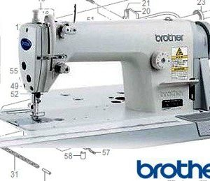 Brother SL-1110 Plain Sewer