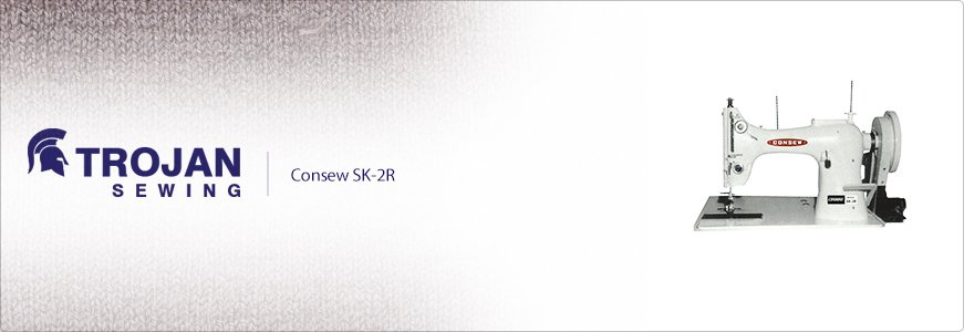 Consew SK-2R H/Duty Walking Foot