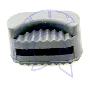Corner Oil Sump Rubber Front HA300J2050