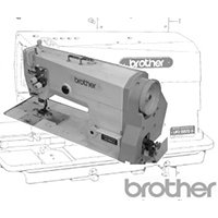 Brother LT2-B842 Twin Needle