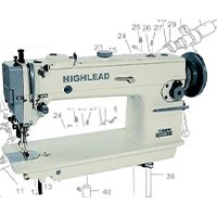 Highlead GC0388 Walking Foot