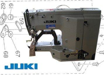 Juki Bartack LK-1850 & LK-1852