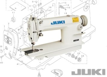 Juki Plain Sewer DDL8500