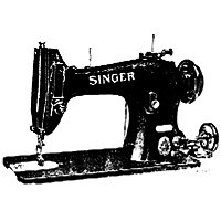 Singer 95K Plain Sewer