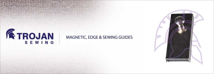 Magnetic, Edge & Sewing Guides