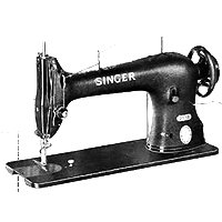 Singer 31K Plain Sewer
