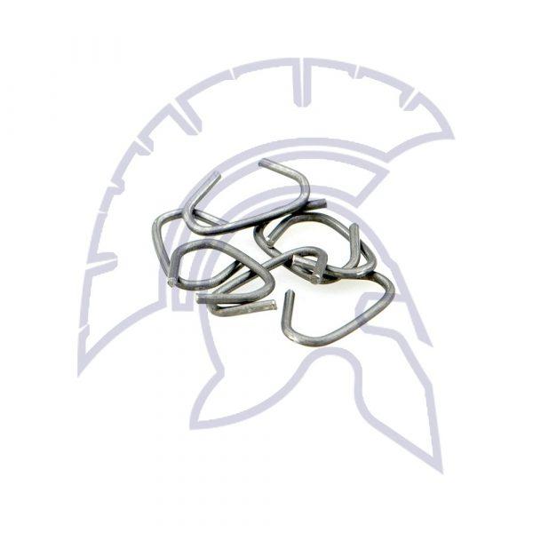 Round Leather Belting Belt Hook - 15B