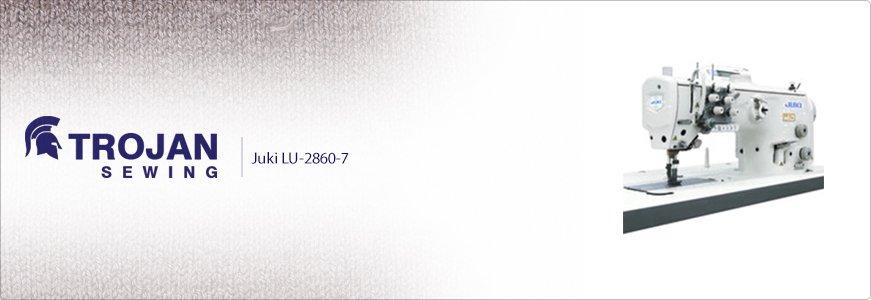 Juki LU-2860-7 Automatic Compound Feed