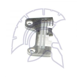 Brother Overlock 3 Thread Needle Plate 146733-001 - 4mm