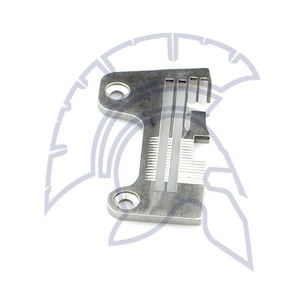 Brother Overlock 3 Thread Needle Plate 146733-001 - 4mm