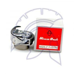 Needle Feed Hook & Base Hirose HSH7.94BRN