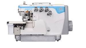 Jack E4-3-O2 Three Thread Overlock Machine