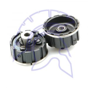 Safety Clutch Pulley Complete 240539