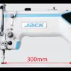 Jack A6F Programmable Semi-Dry Lockstitch