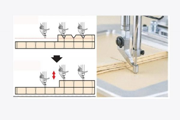 Jack JK-T0080 Pattern Sewing Machine