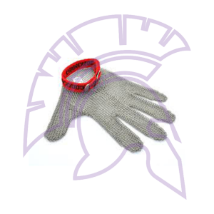Stainless Steel Ring Mesh Protective Gloves