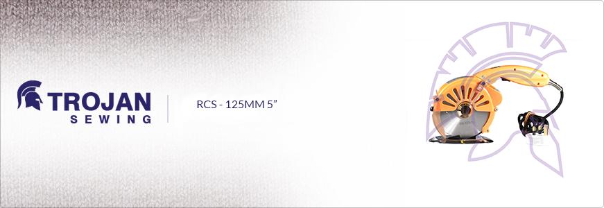 """RCS-125mm 5"""""""