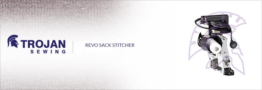 Revo Sack Stitcher & Bag Making M/C