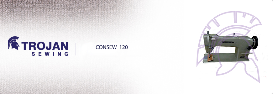 Consew 120 Compound Feed