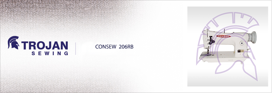 Consew 206RB Compound Feed