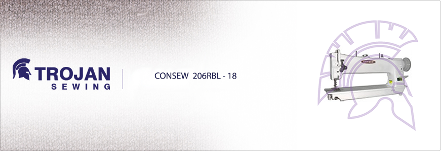 Consew Compound Feed 206RBL-18