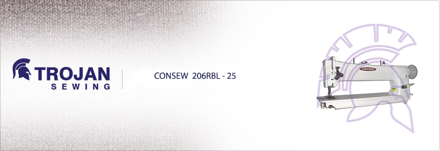 Consew Compound Feed 206RBL-25