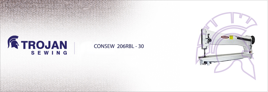 Consew Compound Feed 206RBL-30