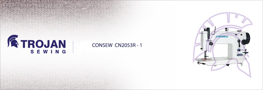 Consew CN2053R-1 Zig Zag