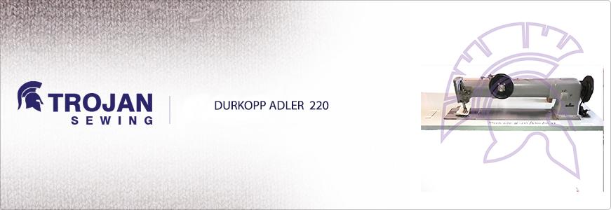 Durkopp Adler 220