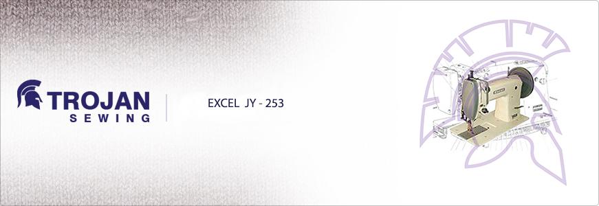 Excel JY-253 H/Duty Walking Foot