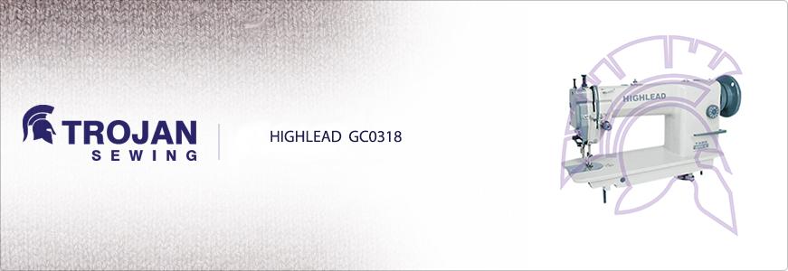 Highlead GC0318 Walking Foot