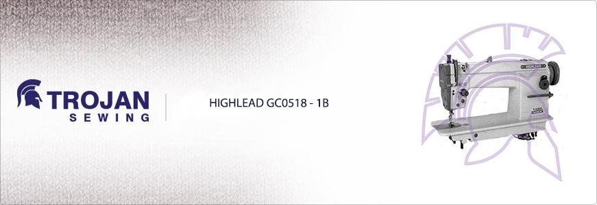 Highlead GC0518-1B Needle Feed