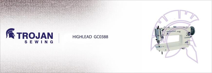 Highlead GC0388 Walking Foot