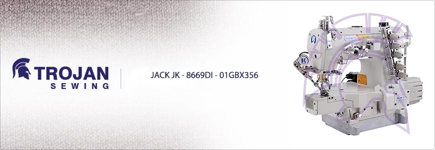 Jack Cover Seam JK-8669DI-01GBX356