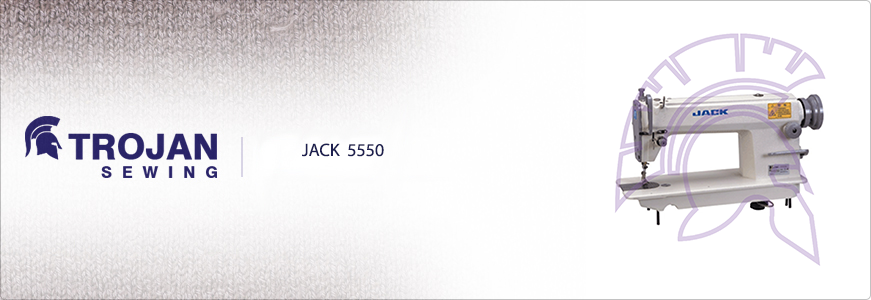 Jack JK-5550 Single Needle Lockstitch